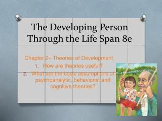 The Developing Person Through the Life Span 8e