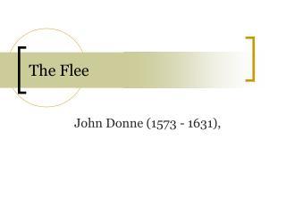 The Flee