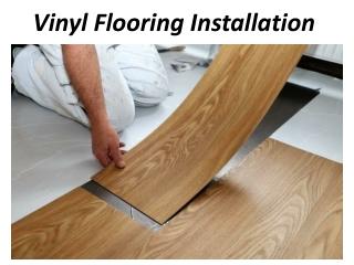 Vinyl Flooring Installation Dubai