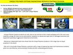 UNIQUE POLYMER SYSTEMS ENGINEERING REPAIR COATINGS DIVISION