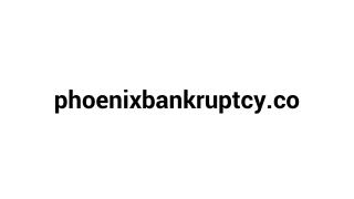 bankruptcy lawyer phoenix