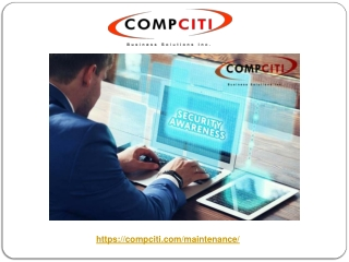 CompCiti Business Solutions, Inc.