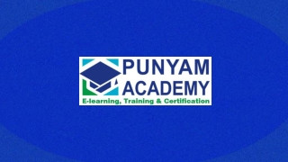 Total Outline on Punyam Academy's ISO 31000 Auditor Training
