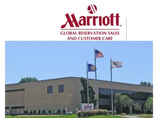About Marriott Reservation Center