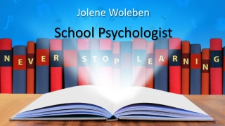 Jolene Woleben School Psychologist