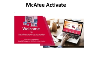 McAfee.com/Activate   McAfee Activate – www.mcafee.com/activate
