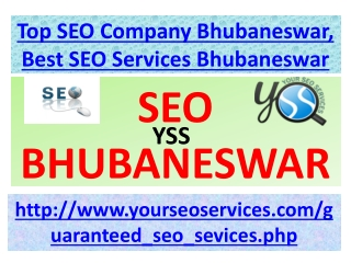 Top SEO Company Bhubaneswar, Best SEO Services - YSS