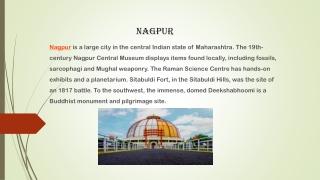 Maharashtra today - Nagpur News