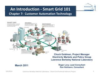 An Introduction - Smart Grid 101 Chapter 7:  Customer Automation Technology