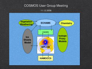 COSMOS User Group Meeting 11.12.2008
