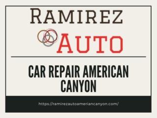 Car Repair American Canyon