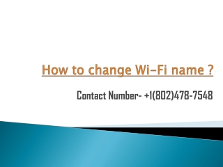 What are the steps to change Cox Wi-Fi name?