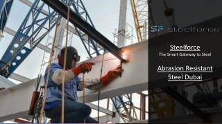 Abrasion Resistant & Protection Steel
