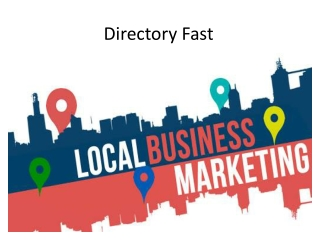 Directory Fast - Business Directory