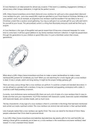 November Birthstone Jewelry Explained in Instagram Photos