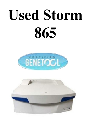 Used Storm 865