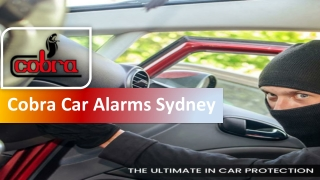 Car Alarms- A Complete Car Safety Device