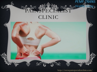 Best Physiotherapy clinic in south Delhi   Painspecialist Clinic
