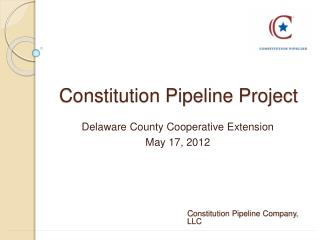 Delaware County Cooperative Extension May 17, 2012