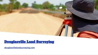 Construction Survey Douglasville
