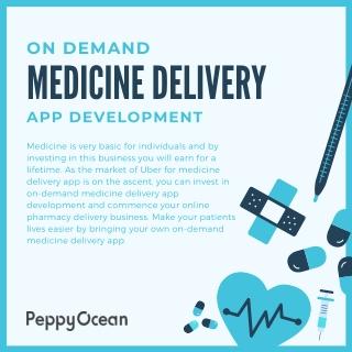 Medicine Delivery App Development Features