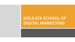 Get Google ads Certification Course from Kolkata School of Digital amrketing