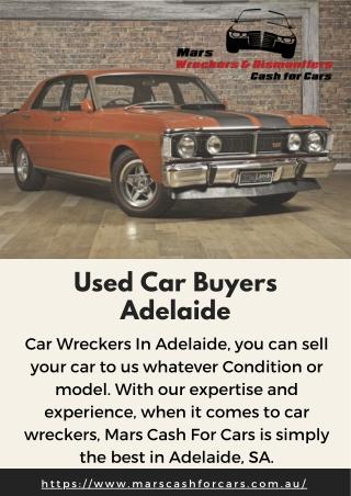 Used Car Buyers Adelaide