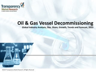 Oil & Gas Vessel Decommissioning Market Analysis, Industry Outlook, Growth and Forecast 2023