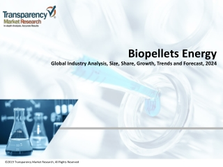 Biopellets Energy Market Analysis and Industry Outlook 2016-2024