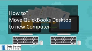 Complete Guide to Move QuickBooks Desktop to a New Computer