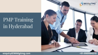 pmp training in hyderabad