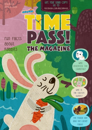 Mocomi TimePass The Magazine - Issue 65