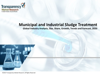 Municipal and Industrial Sludge Treatment Market Research Report | Sales, Size, Share and Forecast 2020