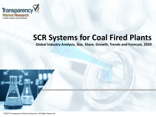 SCR Systems for Coal Fired Plants Market Manufactures and Key Statistics Analysis 2014-2020