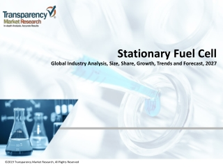 Stationary Fuel Cell Market Research Report- Forecast to 2027