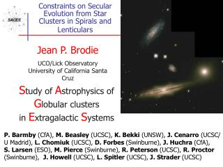 Constraints on Secular Evolution from Star Clusters in Spirals and Lenticulars