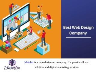 Find Professional Web Design Agency In India - Matebiz