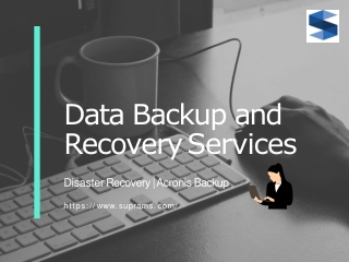 Data Backup and Recovery | Acronis Backup | Disaster Recovery