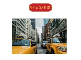 rent a car dubai