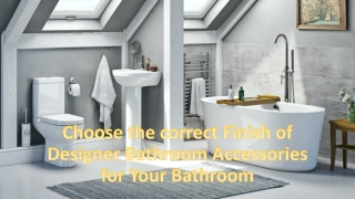 6 bathroom accessories that homeowner's must-have