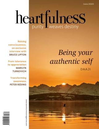 Heartfulness Magazine - June 2020 (Volume 5, Issue 6)