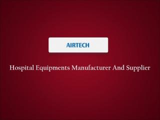 Medical Equipments Supplier