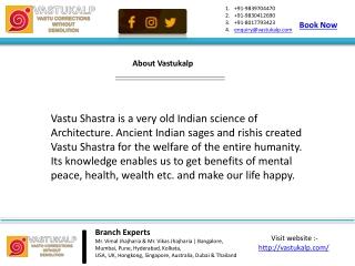 Vastu Shastra Consultant