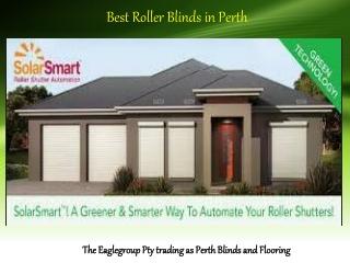 Best Roller Blinds in Perth