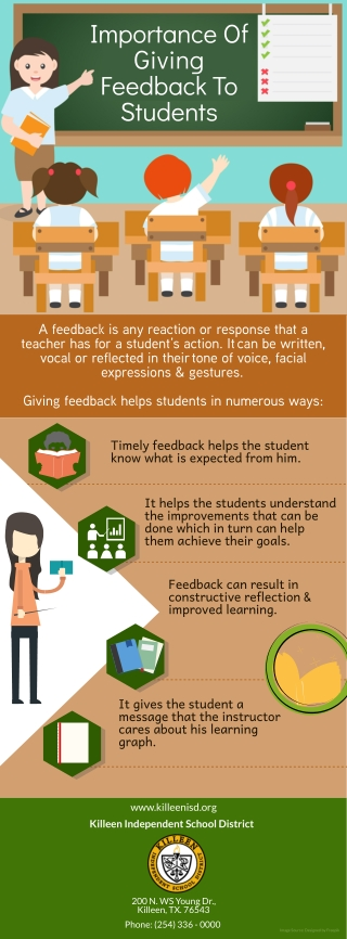 Importance Of Giving Feedback To Students