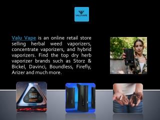 Herb Vape Online