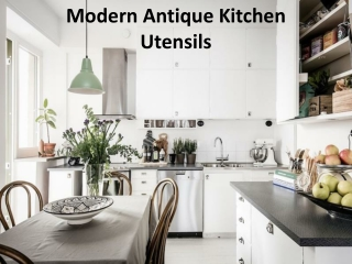 Can you satisfied with the latest utensils for kitchen accessories?