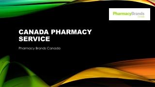 Pharmacy Brands Canada | Canadian Pharmacy | Banner Pharmacy
