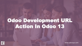 Odoo Development URL Actions in Odoo 13