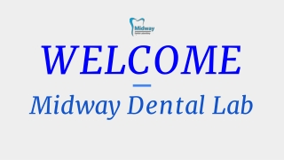 Crown and Bridge   Midway Dental Lab